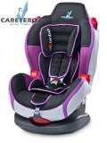 Autosedačka Caretero Sport Turbo 2017 purple