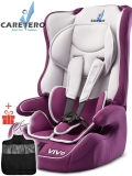 Autosedačka CARETERO ViVo 2017 purple