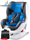 Autosedačka Caretero  Defender Plus Isofix blue 2018