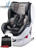 Autosedačka Caretero  Defender Plus Isofix graphite 2017
